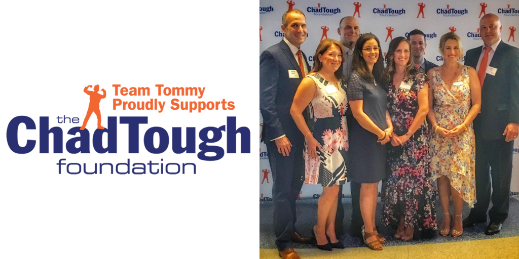 Team Tommy Supports ChadTough